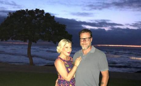 Tori and Dean in Hawaii