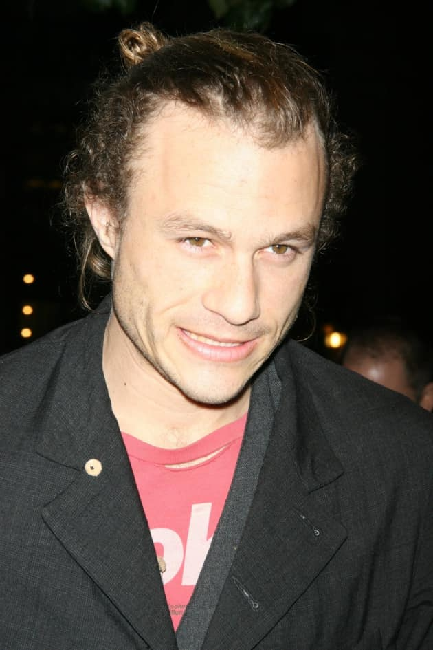 Heath Ledger Photograph
