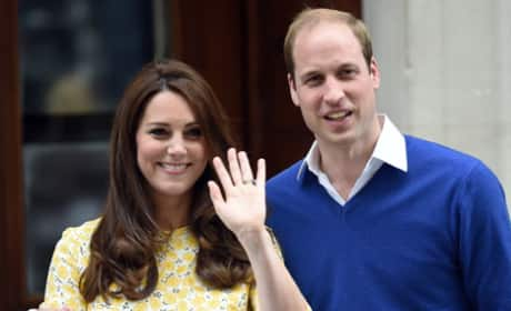 Princess Charlotte Christening Date Revealed