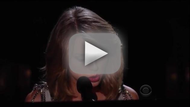 Taylor Swift Grammy Awards Performance 2014