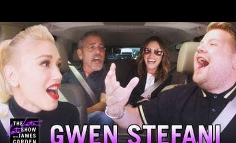 Gwen Stefani on Carpool Karaoke