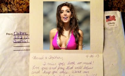 Farrah Abraham Tweets Sweet Note From Mom, End of Feud