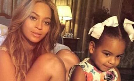 Beyonce and Blue: Hotel Chillin'