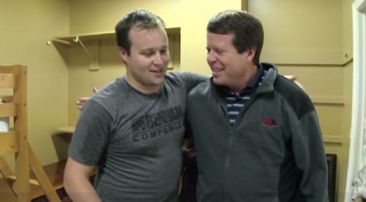 Jim bob and josh duggar picture