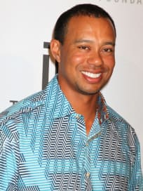 Eye of the Tiger Woods
