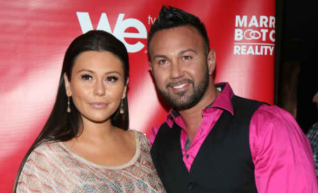 Roger Mathews and JWOWW Photo