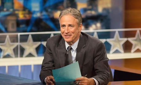 Jon Stewart on Comedy Central