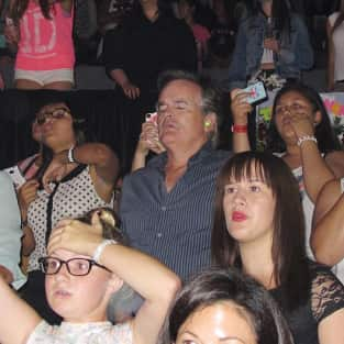 Miserable One Direction Dad