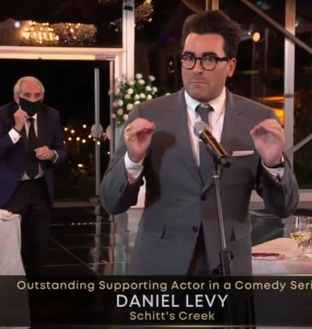 Daniel Levy gana como actor de reparto destacado