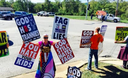 Westboro Baptist Church Messes with the Wrong High School