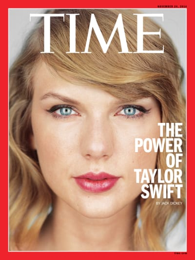 Taylor Swift Covers Time Magazine, Talks Exposed Nipples And Record-Breaking Sales -2894