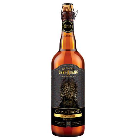 Game of Thrones beer bottle