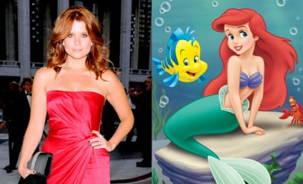 JoAnna Garcia Cast on Once Upon a Time as Ariel