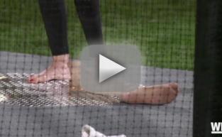 Marriage Boot Camp Sneak Peek - Aviva's Leg Thrown!