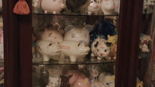 massive piggy bank collection by Trish