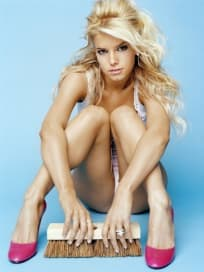 Hot Young Jessica Simpson