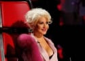 Christina Aguilera Puts The Voice on Major Blast... Again