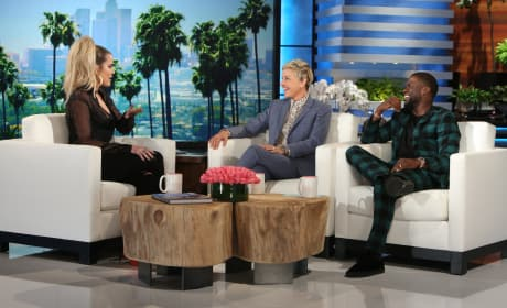 Khloe Kardashian on Ellen
