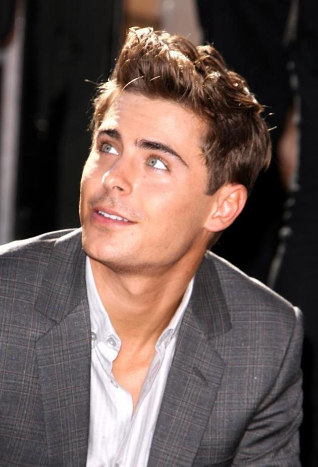 Just Being Zac
