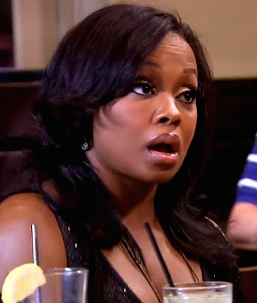 Phaedra Reacts