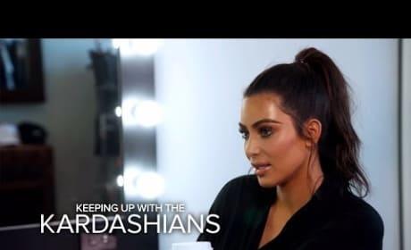 Kim Kardashian Worries About ChyRob
