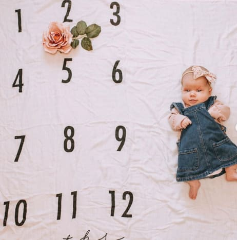 Lilah Roloff: Look at Me! I'm 2 Months Old!
