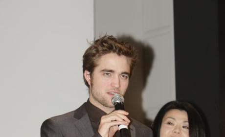 A Handsome Vampire