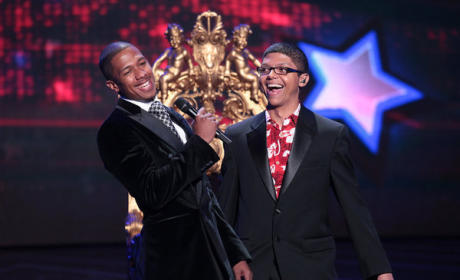 Nick and Tay Zonday