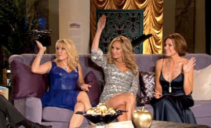 The Real Housewives of New York City Recap: Reunion Part One