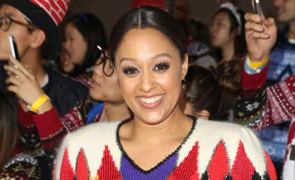 Tia Mowry Lashes Out at Body-Shamers, Is NOT Pregnant