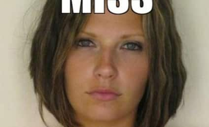 """Meagan Simmons, a.k.a. """"Hot Convict,"""" Suing Website For Sexy Mug Shot Meme"""