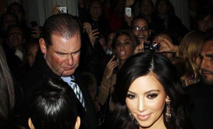 Kim Kardashian Enjoys Outing with the Stars