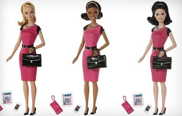 Entrepreneur Barbie