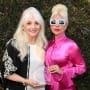 Lady Gaga and Mother Cynthia Germanotta
