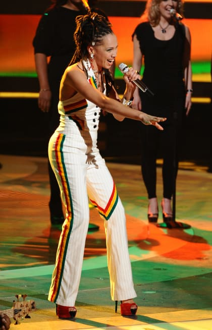 Naima Adedapo on Idol