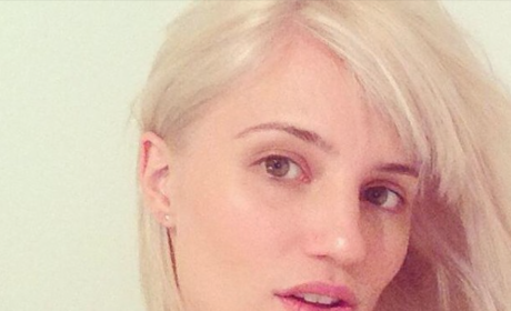 Which hair color do you prefer for Dianna Agron?