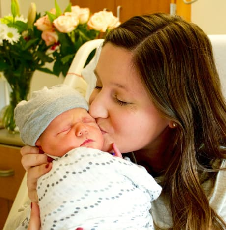Tori Roloff Baby Pic