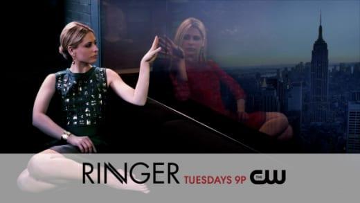 Ringer Promotional Poster