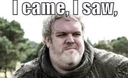 """Hodor Shocker: The Internet's Best Reactions to Game of Thrones' """"Hold the Door!"""" Scene"""