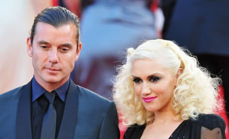 Gwen Stefani and Gavin Rossdale: 'The Tree of Life' Cannes Premiere