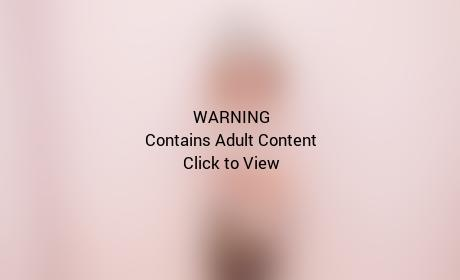 Kate Upton Posing Topless