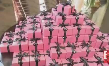 Kim Kardashian Bridal Party Video: Krazy! Kinky! Klassy!