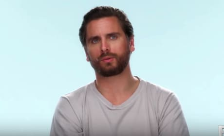 Scott Disick: Partying With Tramps! Drunk Out of His Mind at Noon!