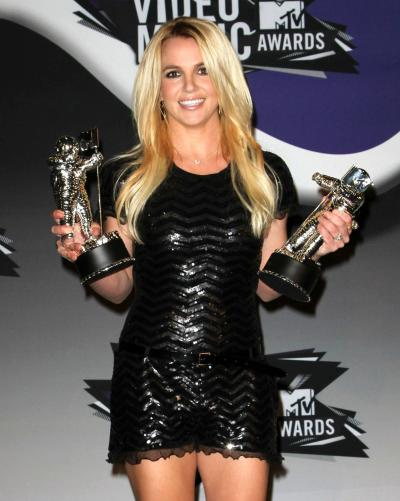 Britney Spears FTW!