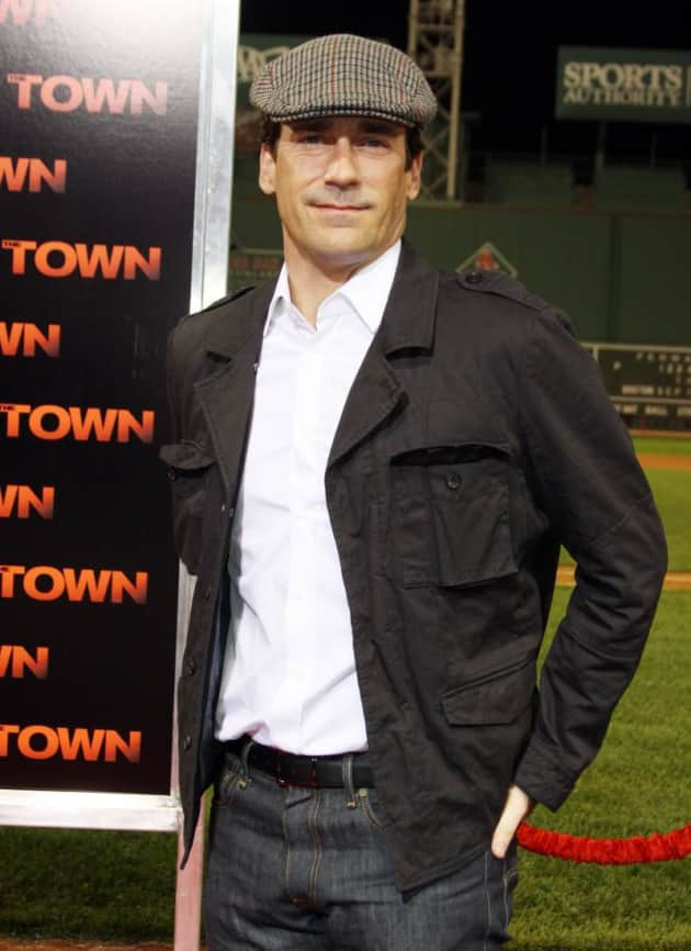 At The Town Premiere