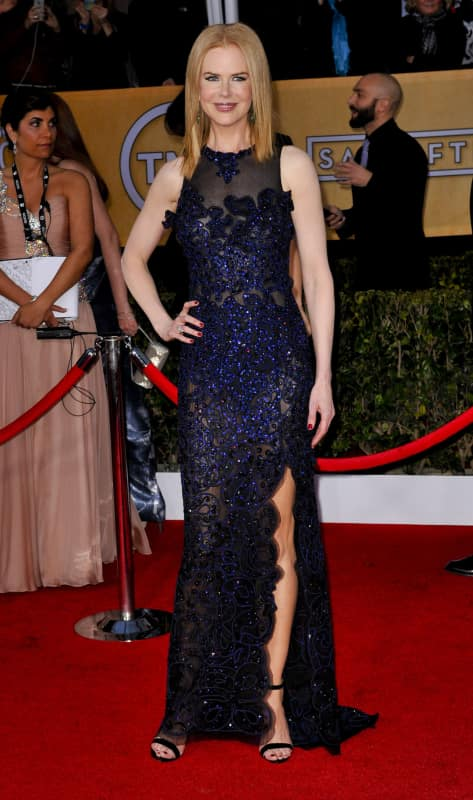 Nicole Kidman: Butterflies!