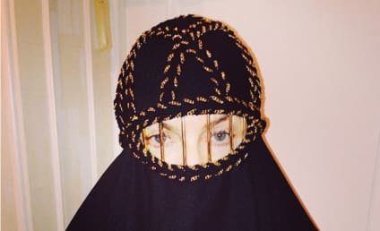 Madonna Burqa Photo is Offensive, Stupid