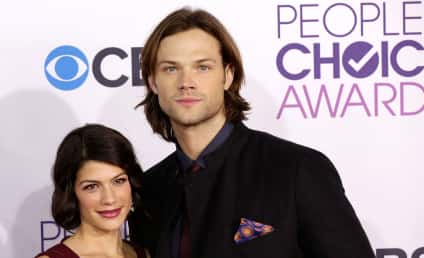Jared Padalecki, Wife Welcome Second Son!