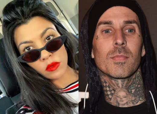 Kourtney Kardashian is Apparently Dating Travis Barker. For Real!
