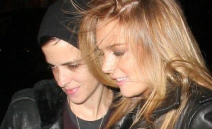 Samantha Ronson May Be Dating Lindsay Lohan